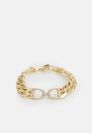 CHAIN STIRRUP FLEX - Pulsera - gold-coloured