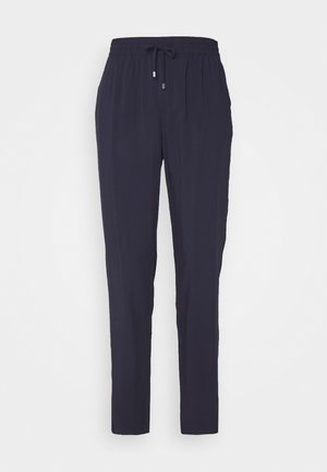 LANG - Trousers - navy