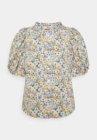 ONLY - ONLTAMMIE FLOWER - Print T-shirt - white - 0