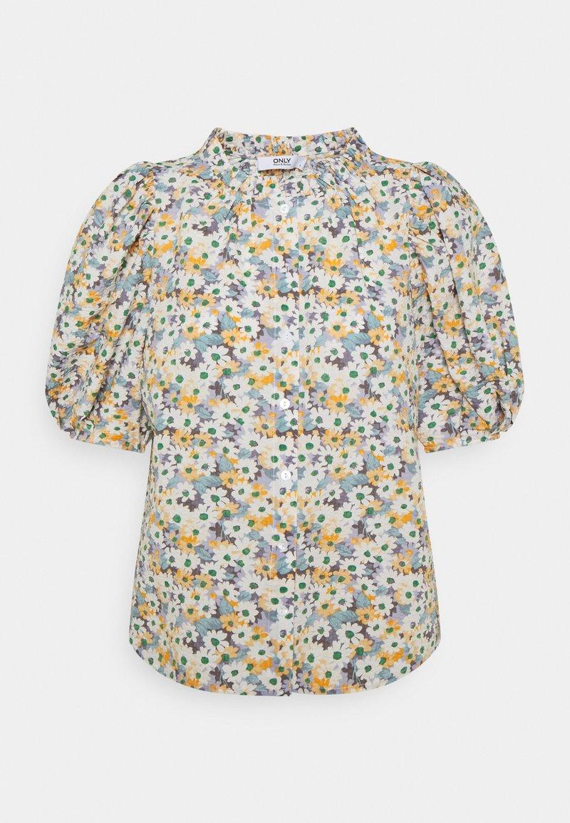 ONLY - ONLTAMMIE FLOWER - Print T-shirt - white