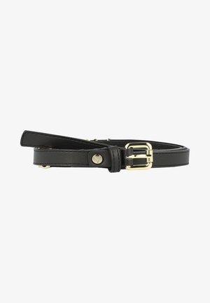 EMMA WINTER - Belt - black