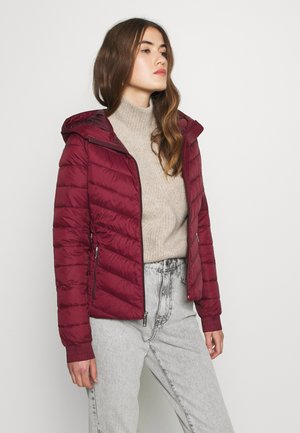 LIGHTWEIGHT PUFFER - Light jacket - zinfandel