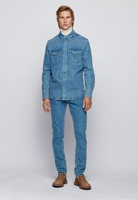 BOSS - NIKOLA - Shirt - blue - 1