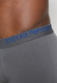 Emporio Armani - TRUNK 3 PACK - Pants - anthracite - 7
