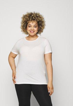 VMAVA  - Basic T-shirt - snow white