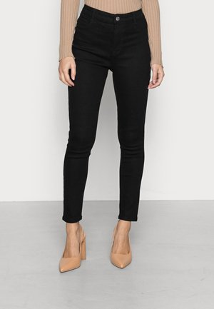 ONLF HIGHMAX SKINNY - Jeans Skinny Fit - black