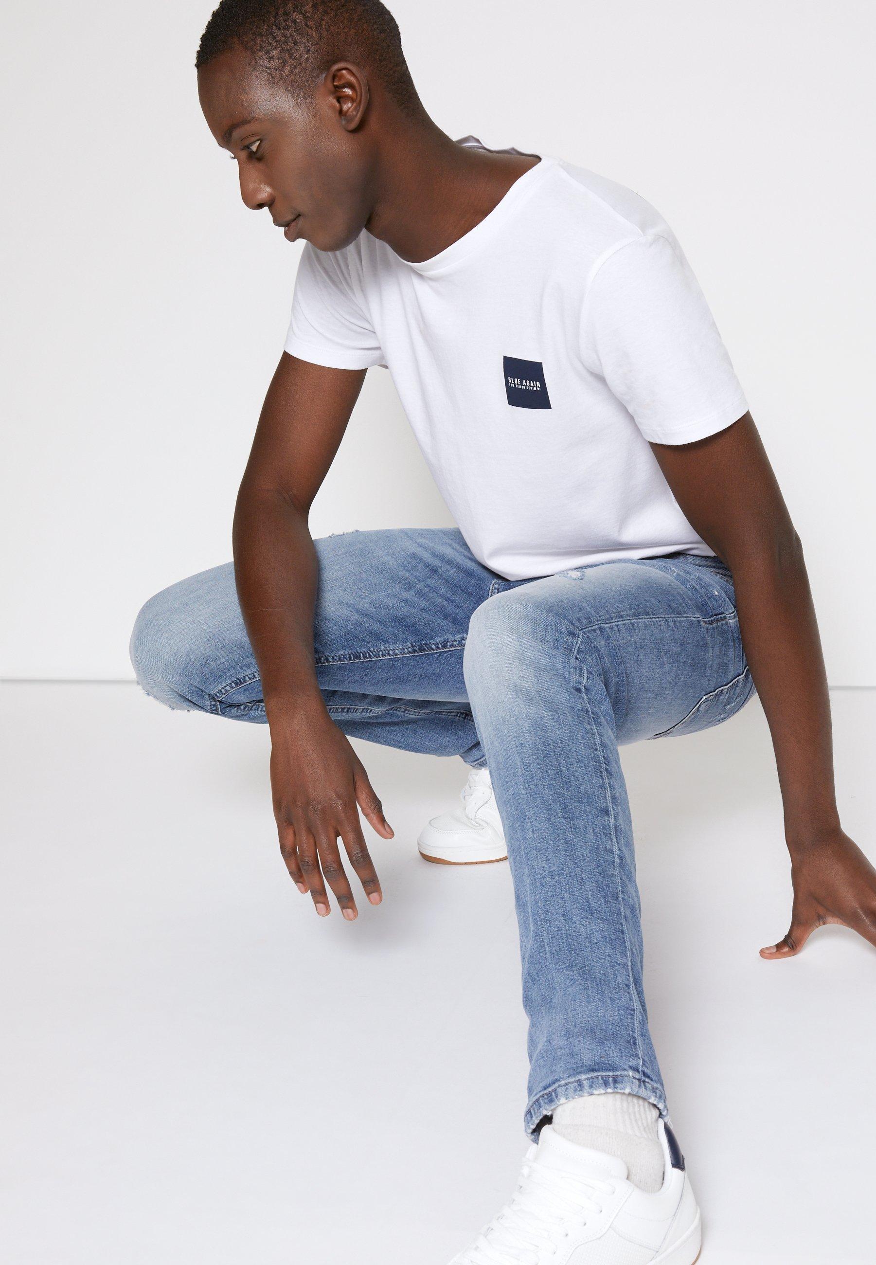 Men PIERS - Slim fit jeans