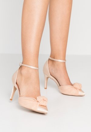 DELORES - Classic heels - oyster