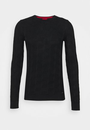 SWEAVER - Jumper - black
