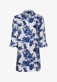 Franco Callegari - Button-down blouse - blau - 0