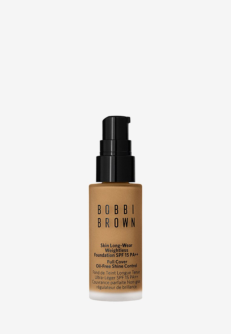 Bobbi Brown - MINI SKIN LONG-WEAR WEIGHTLESS FOUNDATION - Foundation - neutral walnut