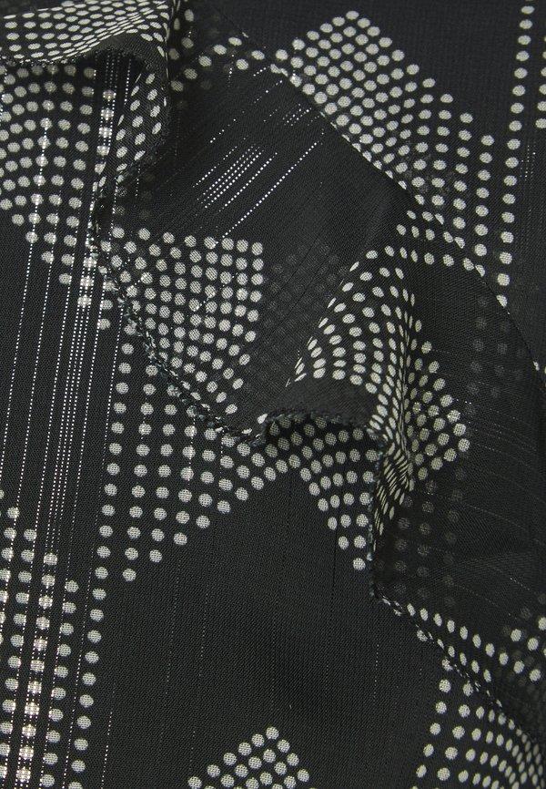 Ted Baker MOWENNA - Bluzka - black/czarny DWXV