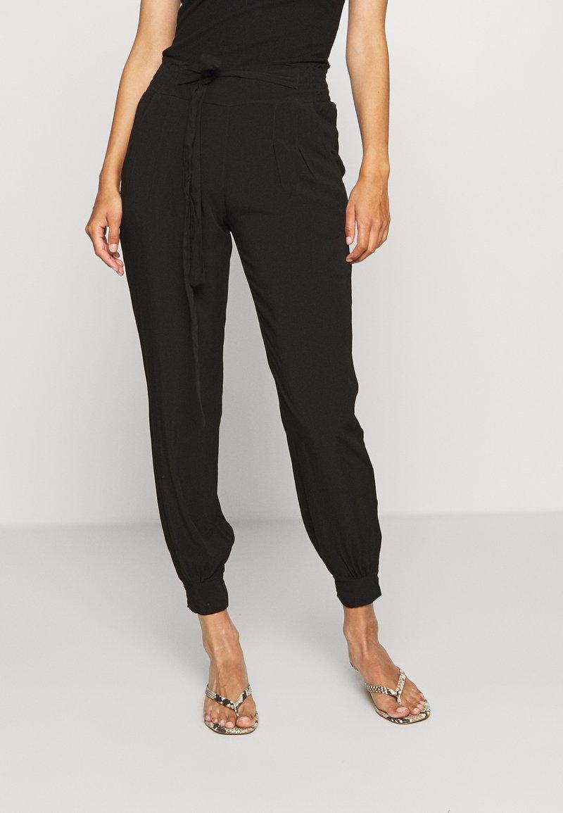 Cartoon - Trousers - black