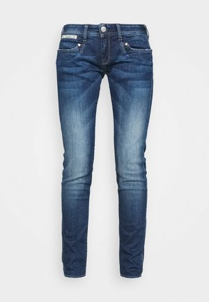 PIPER  - Džíny Slim Fit - blue desire
