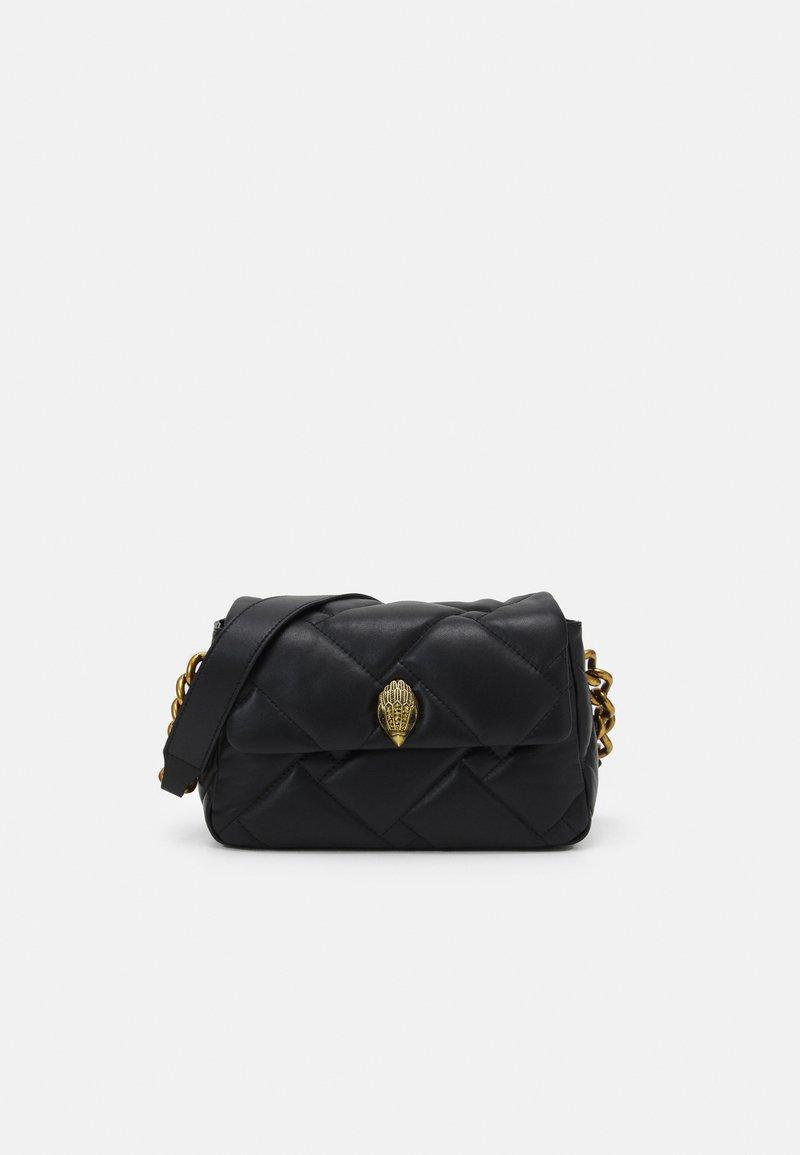 Kurt Geiger London - KENSINGTON SOFT BAG - Handbag - black