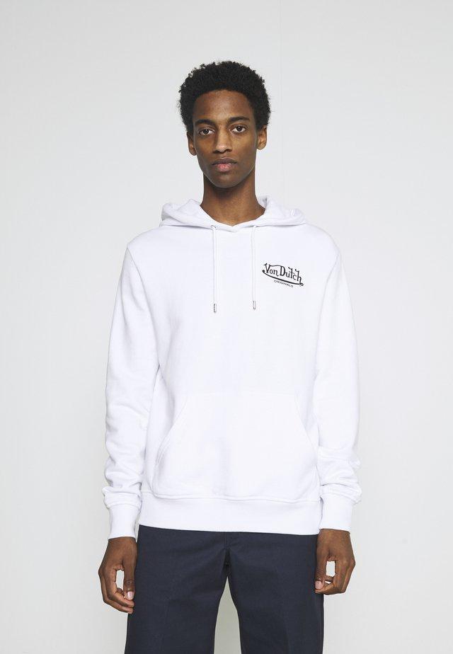 MILLER - Sweatshirt - bright white