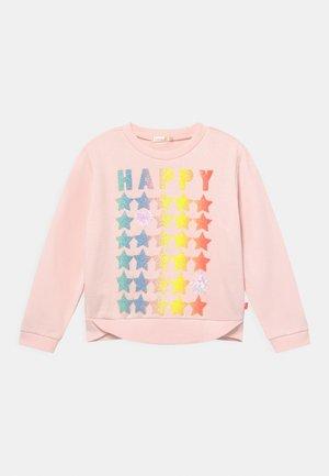 Sweatshirt - pinkpale