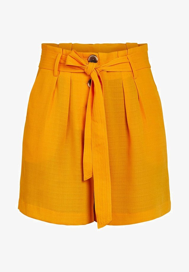 YASMARION - Shorts - cadmium yellow