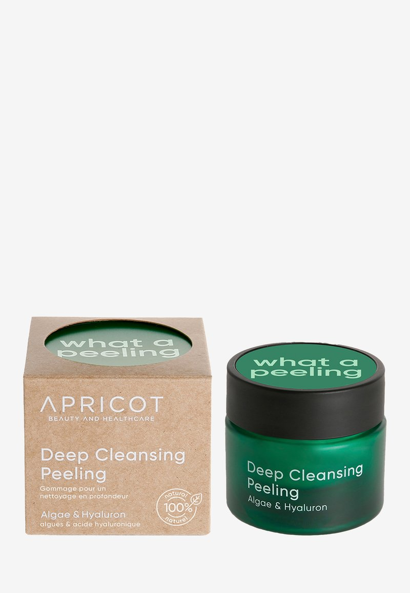 APRICOT - DEEP CLEANSING PEELING - Cleanser - -