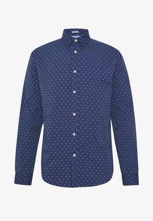 Skjorta - dunkelblau