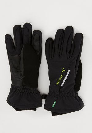 KIDS GLOVES - Gloves - black