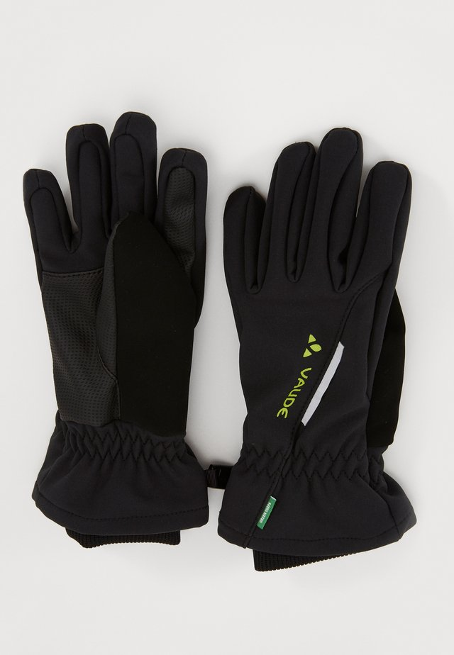 KIDS GLOVES - Fingervantar - black