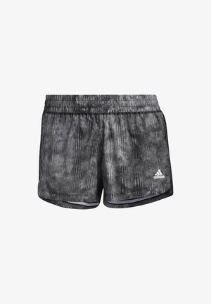 PACER WOVEN FLORAL SHORTS - Sports shorts - black