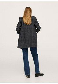 Mango - DALI - Short coat - grijs - 2