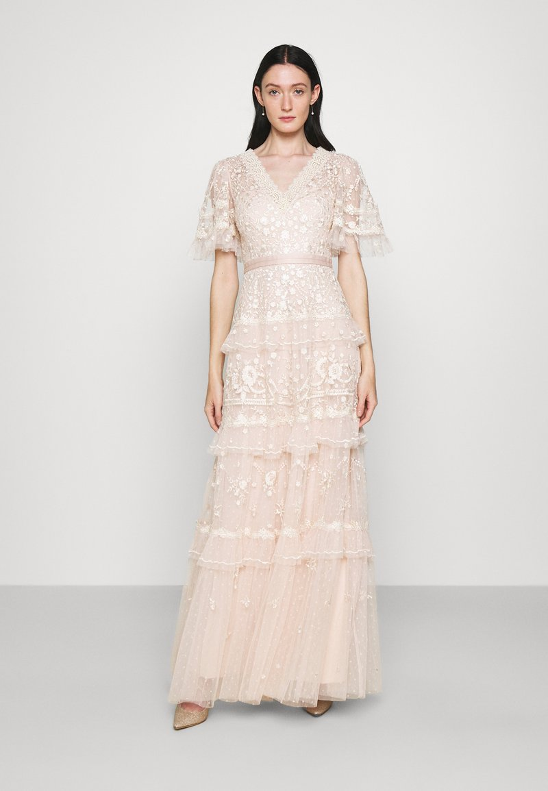 Needle & Thread - FRANCINE GOWN - Occasion wear - strawberry icing