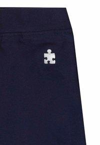 UBS2 - CON LOGO - Leggings - Trousers - azul marino - 2
