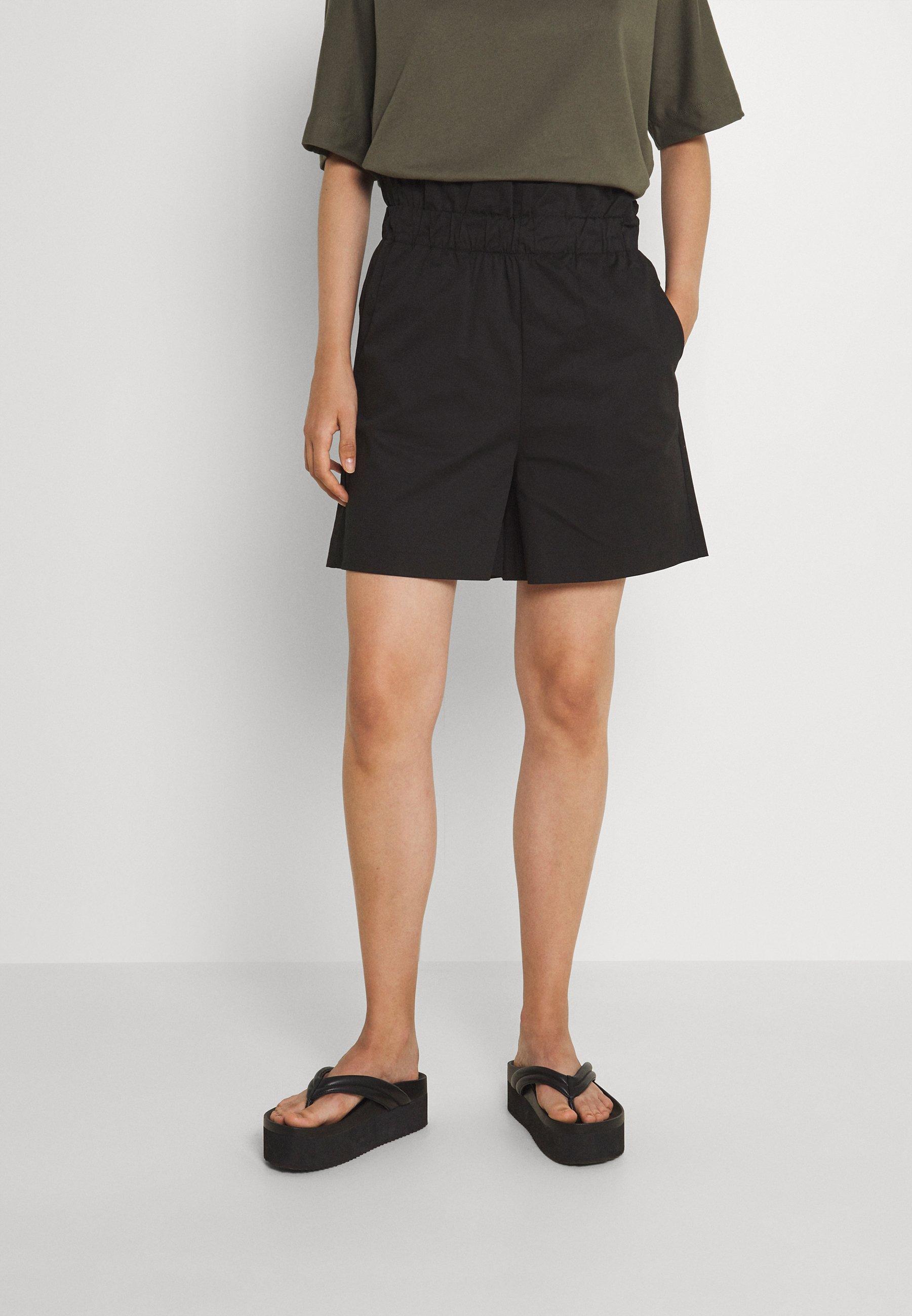 Women PAPERBAG WAIST PULL ON  - Shorts