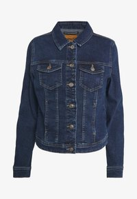 ONLY - ONLWESTA JACKET - Džínová bunda - medium blue denim - 5