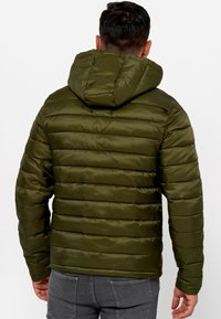 INDICODE JEANS - Winter jacket - cypress - 2