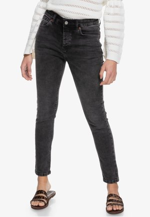 COOL MEMORY - Slim fit jeans - anthracite