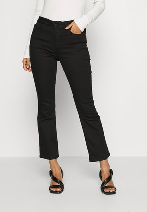 JELENA KICK FLARE - Jeans Skinny Fit - ultimate black