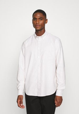 SHIRT - Shirt - beige medium dusty