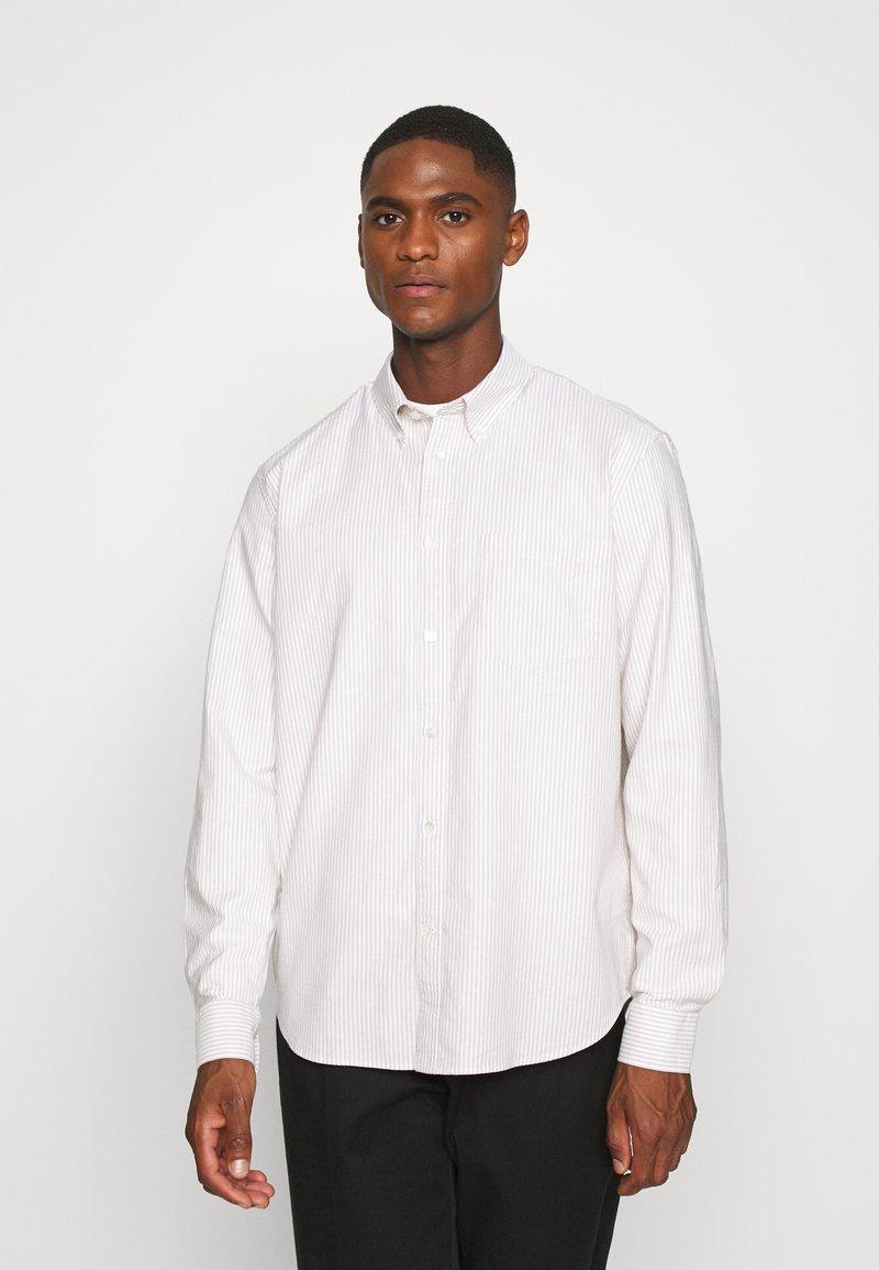 ARKET - Shirt - beige medium dusty