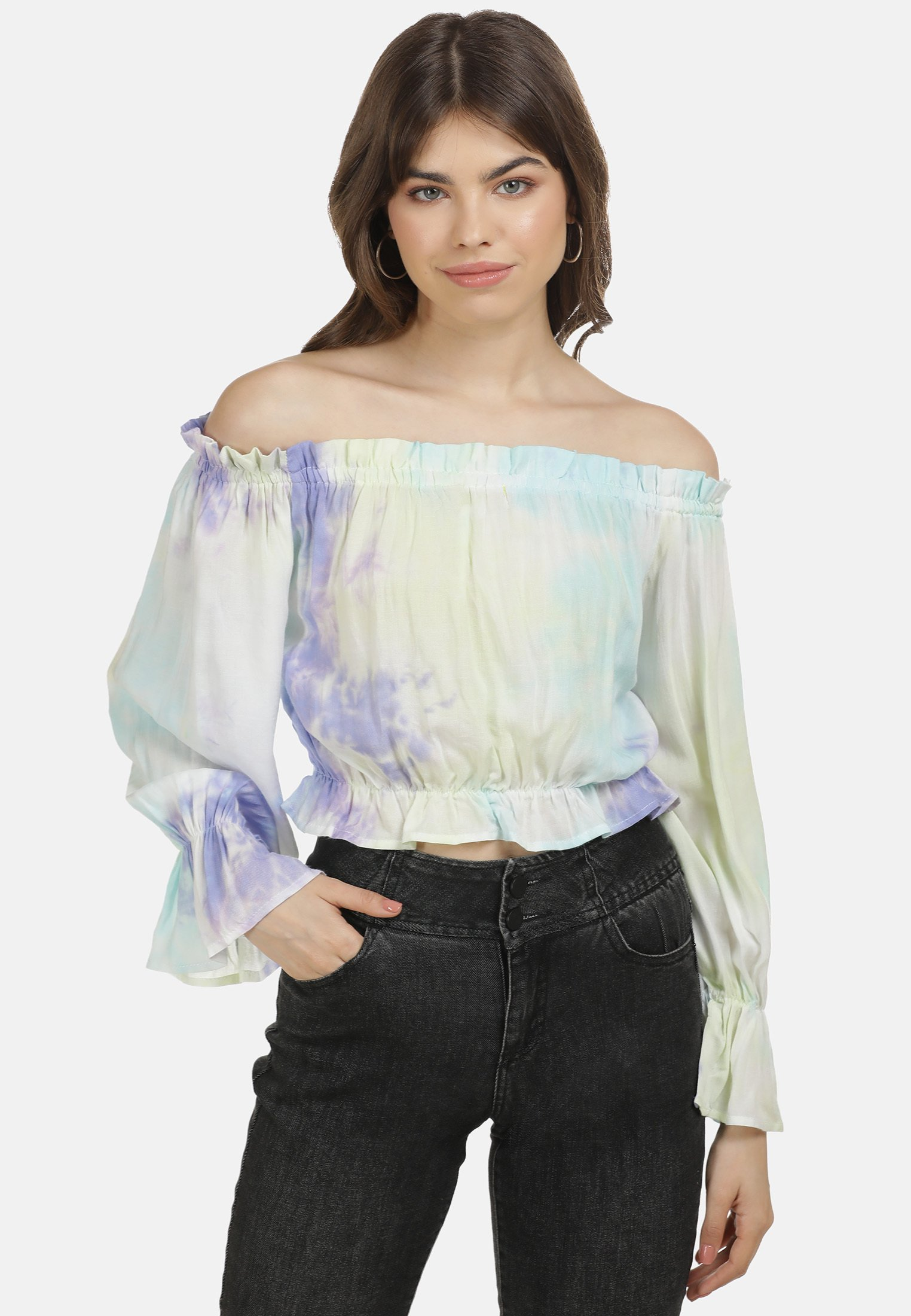 Low Cost Women's Clothing myMo Blouse multicolor NXRiZVlMj