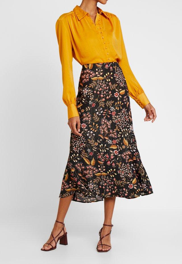 LACHERIE - A-line skirt - imprime