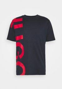 DAWS - Print T-shirt - dark blue