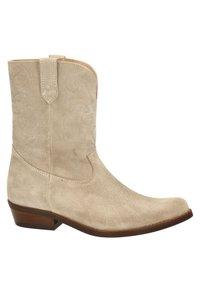 Nelson - Cowboy/Biker boots - beige - 5