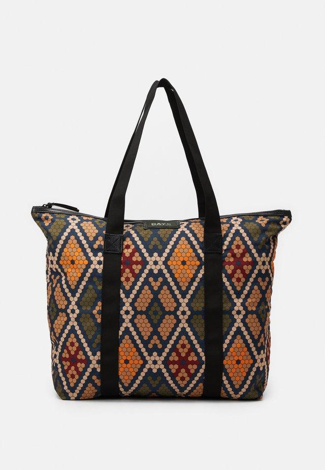 GWENETH MOSAIC - Shopper - multi colour
