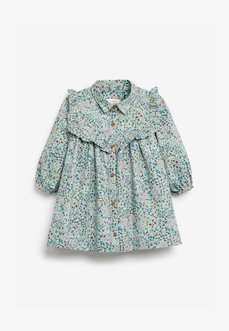 Next - Shirt dress - blue