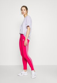 adidas Originals - Legging - power pink/white - 1