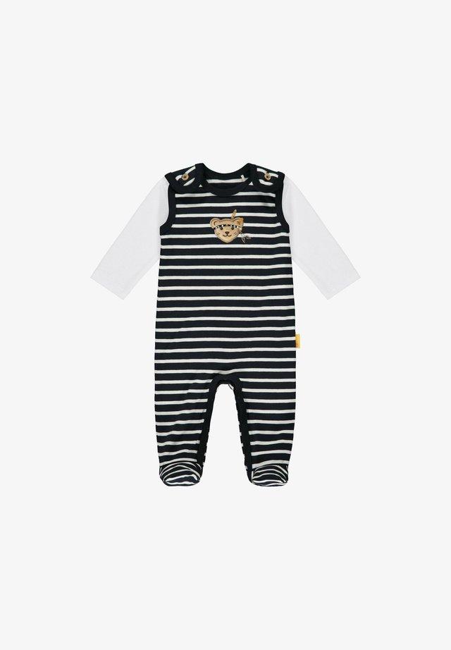 SET  - Jumpsuit - steiff navy