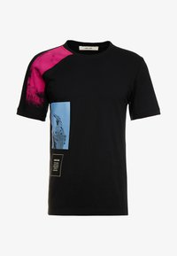 Damir Doma - TIES - T-shirts print - black - 4
