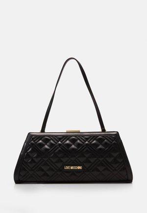 BORSA QUILTE  SCURO - Handbag - black