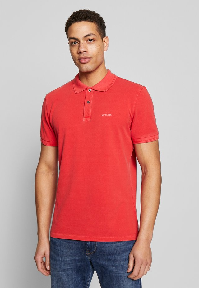 PHILLIP - Polo - red