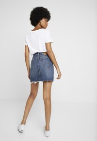 Levi's® - DECON ICONIC SKIRT - A-snit nederdel/ A-formede nederdele - snakehead - 2