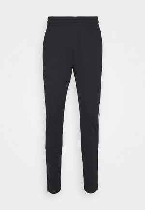 AIR DRY PANT - Tracksuit bottoms - black/white